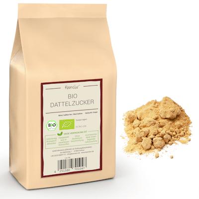 Bio Dattelzucker, Dattelsüße von Kamelur