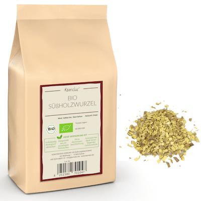 Bio Süßholzwurzel geschnitten für aromatischen Tee Bio