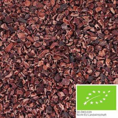 Unsere Bio Kakao Nibs