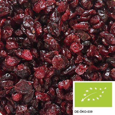 BIO Cranberries getrocknet
