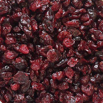 Cranberries getrocknet und ungezuckert